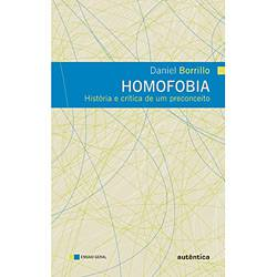 Livro - Homofobia - História e Crítica de um Preconceito