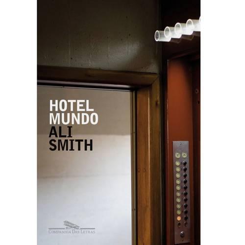 Livro - Hotel Mundo