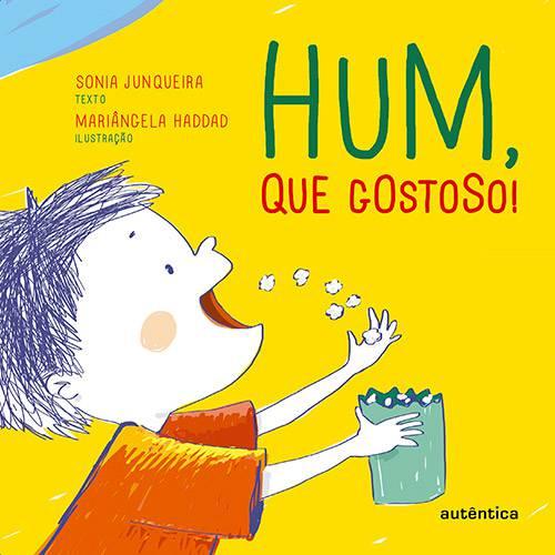 Livro - Hum, que Gostoso!
