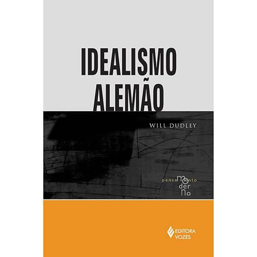 Livro - Idealismo Alemão