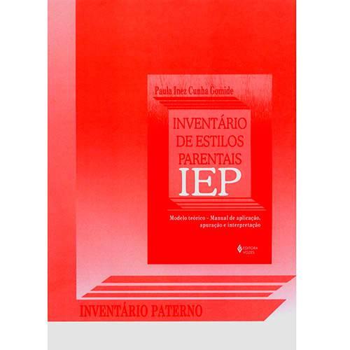 Livro - IEP: Inventário Paterno