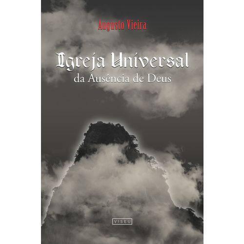 Livro - Igreja Universal da Ausência de Deus