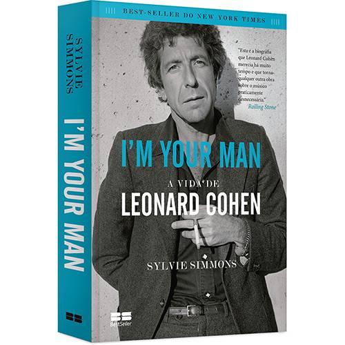 Livro - I'm Your Man: a Vida de Leonard Cohen