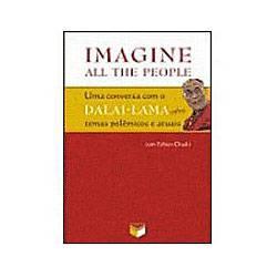 Livro - Imagine All The People - uma Conversa com o Dalai Lama...