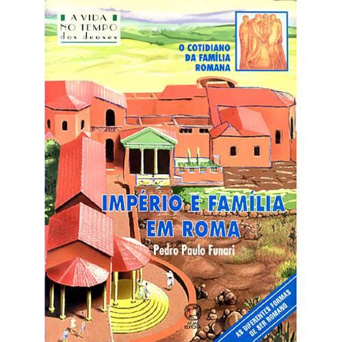 Livro - Império e Família em Roma