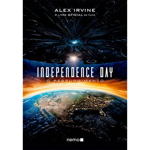 Livro - Independence Day