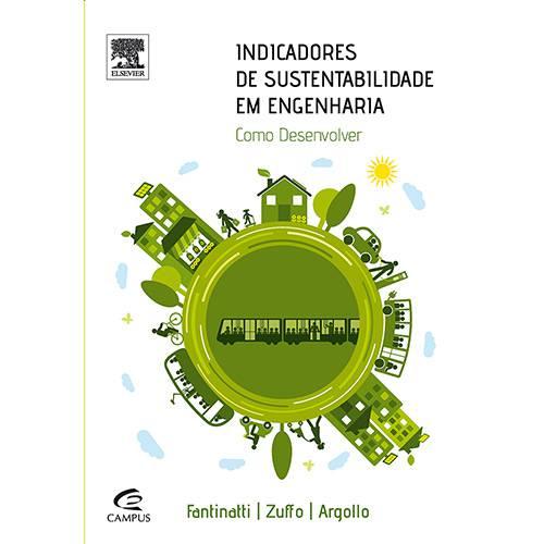 Livro - Indicadores de Sustentabilidade em Engenharia