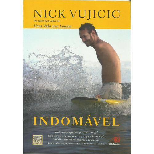 Livro Indomável - 1ª Edição