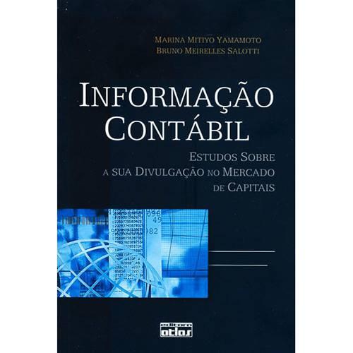 Livro - Informação Contábil