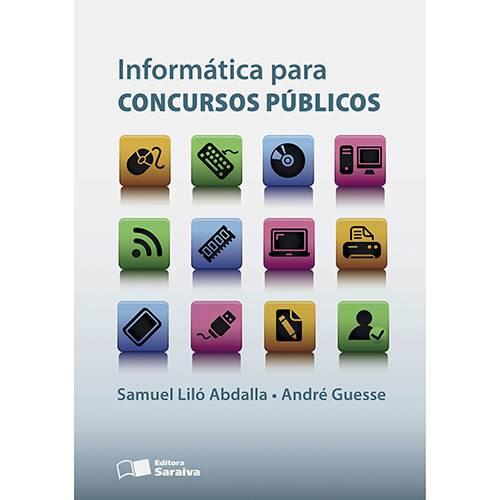 Livro - Informática para Concursos Públicos