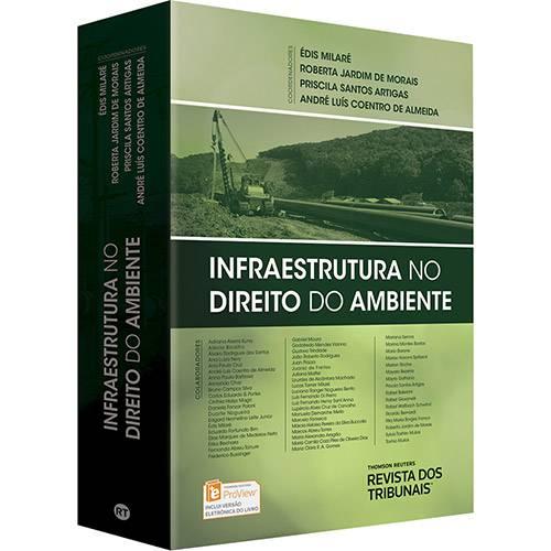Livro - Infraestrutura no Direito do Ambiente
