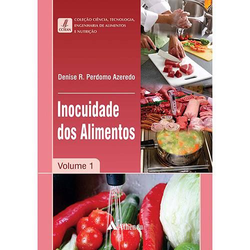 Livro - Inocuidade dos Alimentos