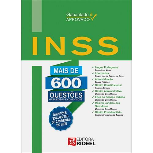 Livro - INSS: Gabaritado e Aprovado