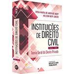 Livro - Instituições de Direito Civil Vol. 1