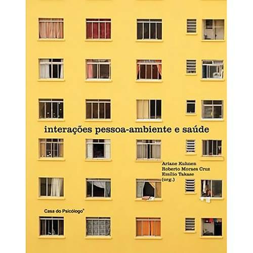 Livro - Interações Pessoa-Ambiente e Saúde