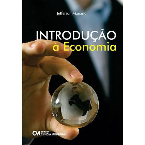 Livro - Introdução à Economia