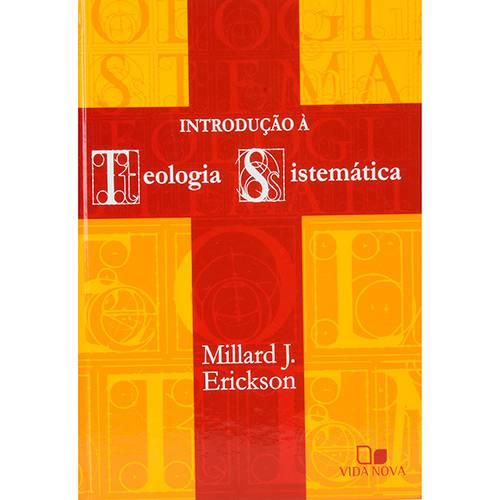 Livro - Introdução à Teologia Sistemática