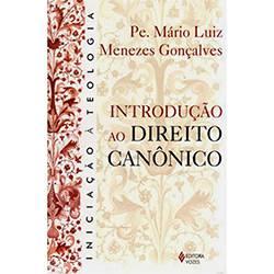 Livro - Introdução ao Direito Canônico