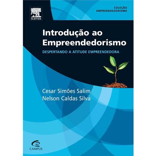 Livro - Introdução ao Empreendedorismo