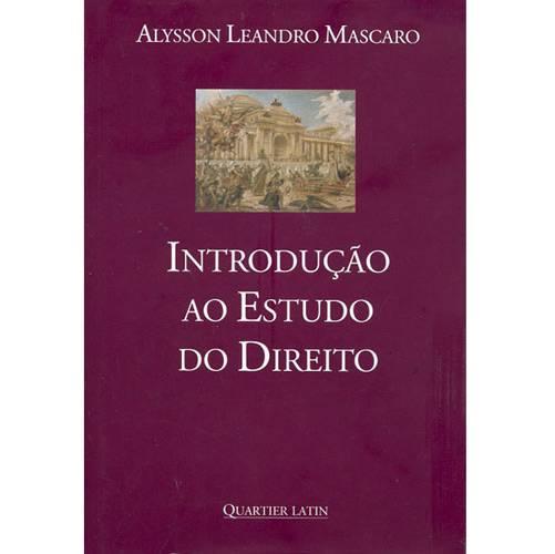 Livro - Introdução ao Estado do Direito