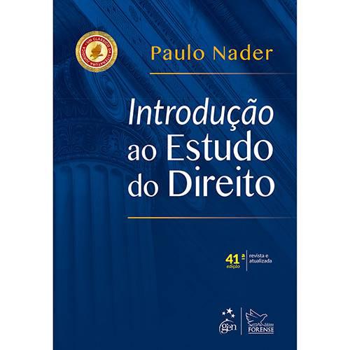 Livro - Introdução ao Estudo do Direito