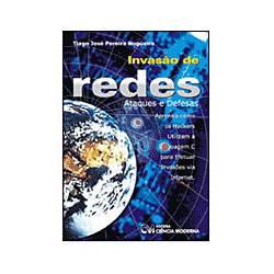 Livro - Invasão de Redes - Ataques e Defesas