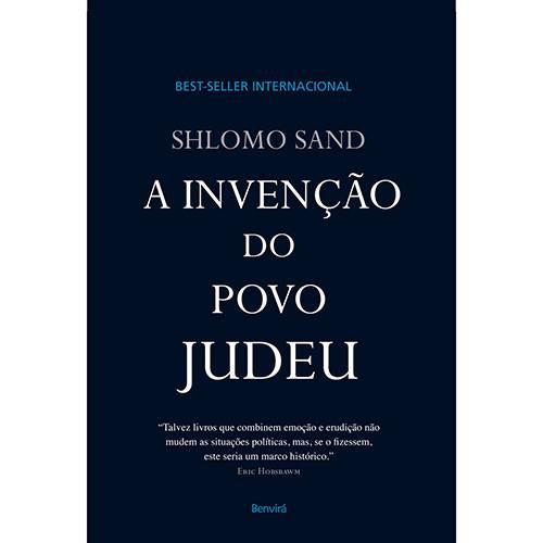Livro - Invenção do Povo Judeu, a