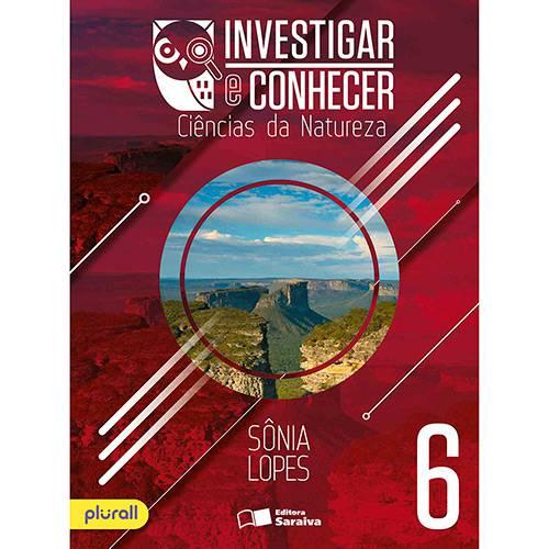 Livro - Investigar e Conhecer 6