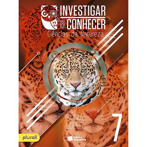 Livro - Investigar e Conhecer 7