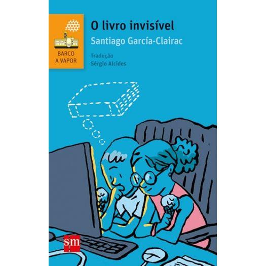 Livro Invisivel, o - Sm