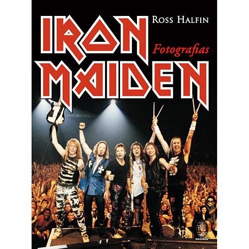 Livro - Iron Maiden - Fotografias