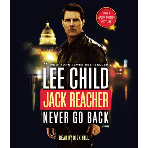 Livro - Jack Reachaer: Never Go Back (Movie Tie-in)