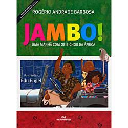 Livro - Jambo! - uma Manhã com os Bichos da África
