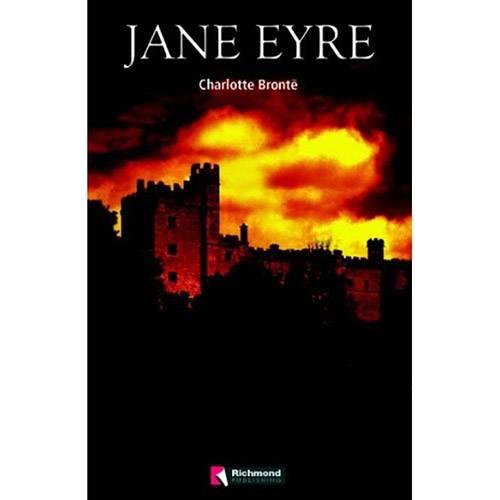 Livro - Jane Eyre - Richmond Readers - Level 2 (With Áudio-CD)