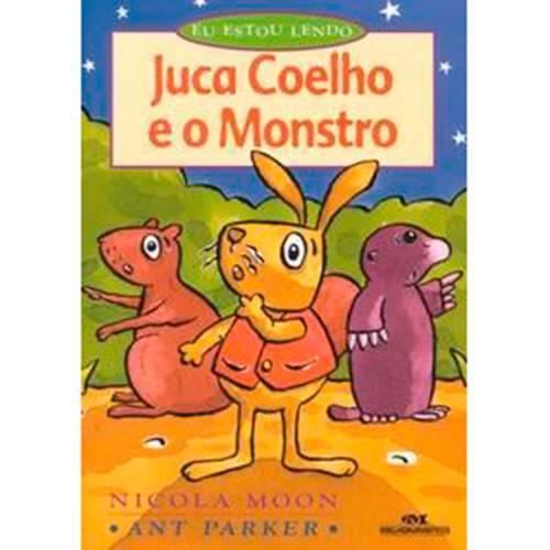 Livro - Juca Coelho e o Monstro