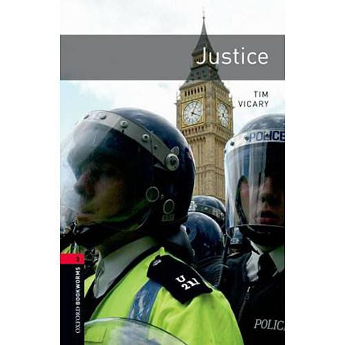Livro - Justice: Level 3
