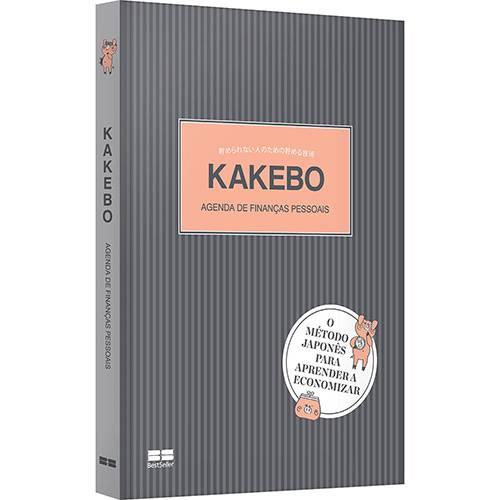 Livro - Kakebo: Agenda de Finanças Pessoais