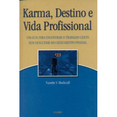 Livro - Karma, Destino e Vida Profissional