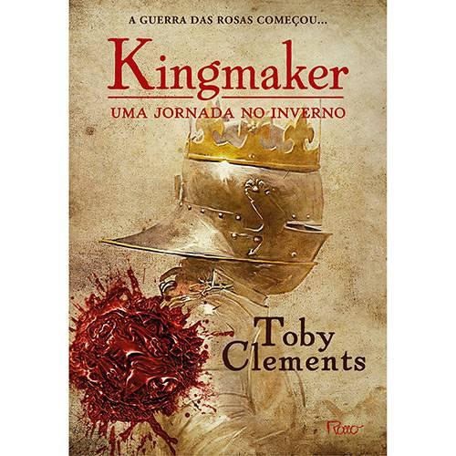 Livro - Kingmaker uma Jornada no Inverno