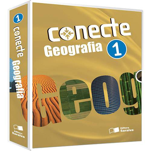 Livro - Kit Conecte Geografia: 1º Ano