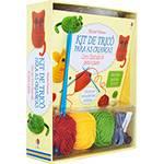 Livro - Kit de Tricô para as Crianças