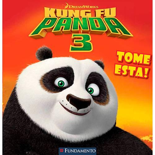 Livro - Kung Fu Panda 3