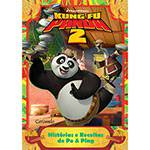 Livro - Kung Fu Panda 2