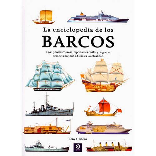 Livro - La Enciclopedia de Los Barcos