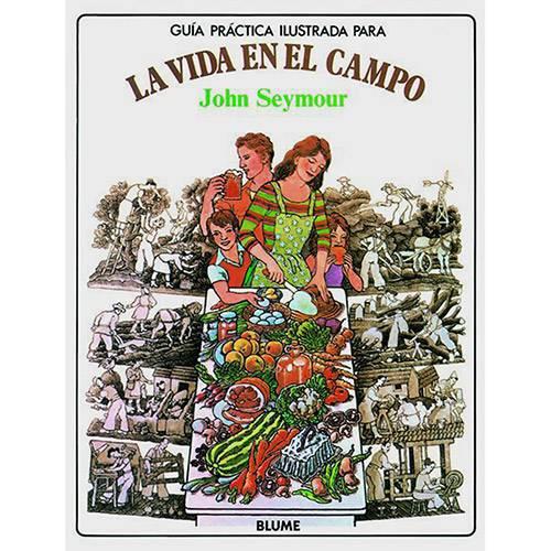 Livro - La Vida em El Campo