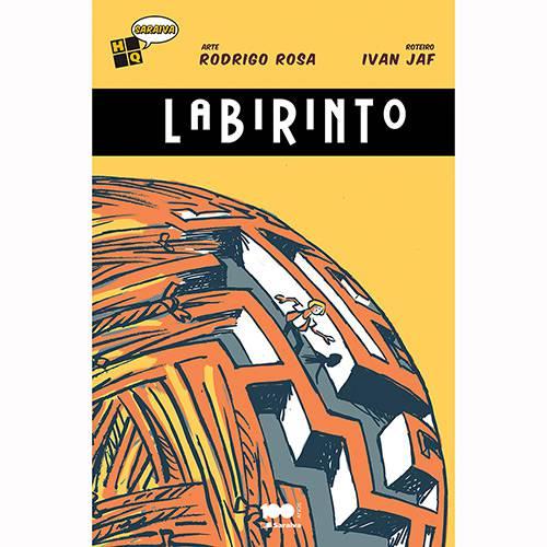 Livro - Labirinto