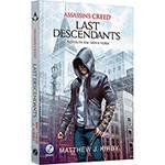 Livro - : Last Descendants: Revolta em Nova York (Assassin¿s Creed)