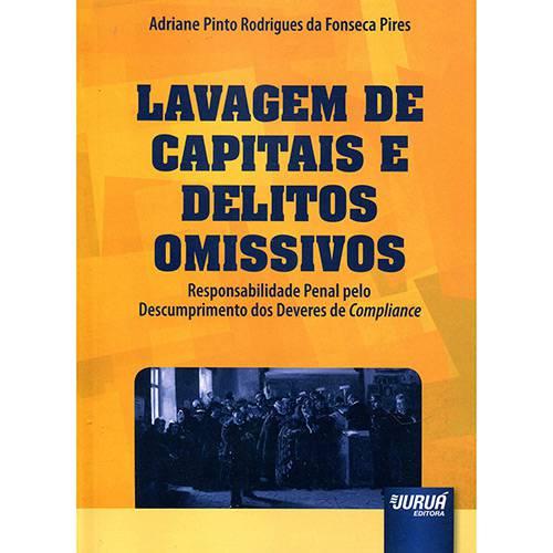 Livro - Lavagem de Capitais e Delitos Omissivos