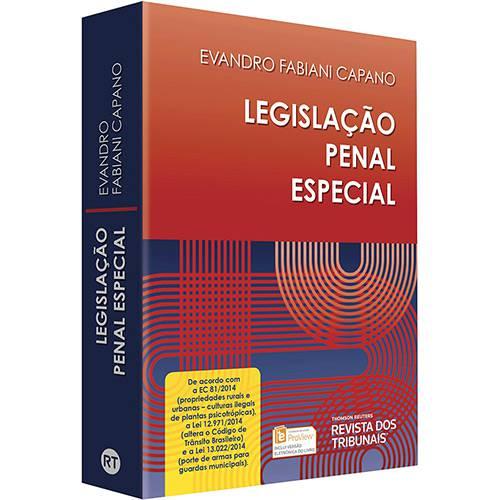 Livro - Legislação Penal Especial