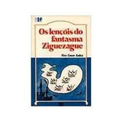 Livro - Lençois do Fantasma Ziguezague, os